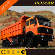 Beiben Dump Truck 3136K /8x4/1500+3550+1450/ Tipper Truck ,North benz tipper 50tons