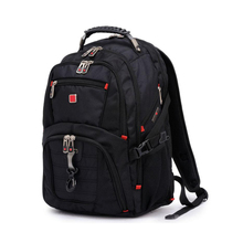 Manufacturers wholesale swiss army knife shoulder bag men laptop backpack