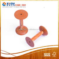 Wooden Bobbin Holder, Small Wooden Spool, Wooden Thread Spool Made in China