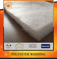 Highly qualified warm wadding clothing material for garment