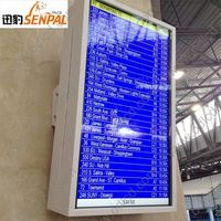 "46"" outdoor led digit display LCD advertising digital billboards"