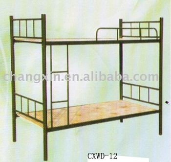 Military metal bunk beds for sale buy bunk bed for adult for Metal bunk beds for sale cheap