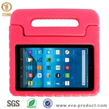 NEW Design Kids Light Weight Shock Proof Rubber Bumper Case For Kindle Fire HD 7.0 2015