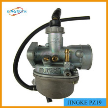 2017 China High Quality Motorcycle Manual Jingke Carburetor 19MM