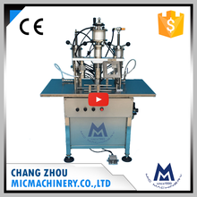 Micmachinery reasonably structured MIC-AF20 manual automatic butane gas filling machine