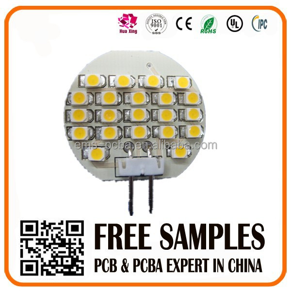 Smd Led Pcba Circuit Board Mounting Manufacturer Service