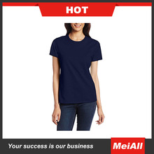 Bulk New Model Printed Fancy Design Custom Women T Shirt Wholesale