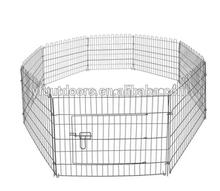 China direct sale expandable heavy duty pet dog cage kennel