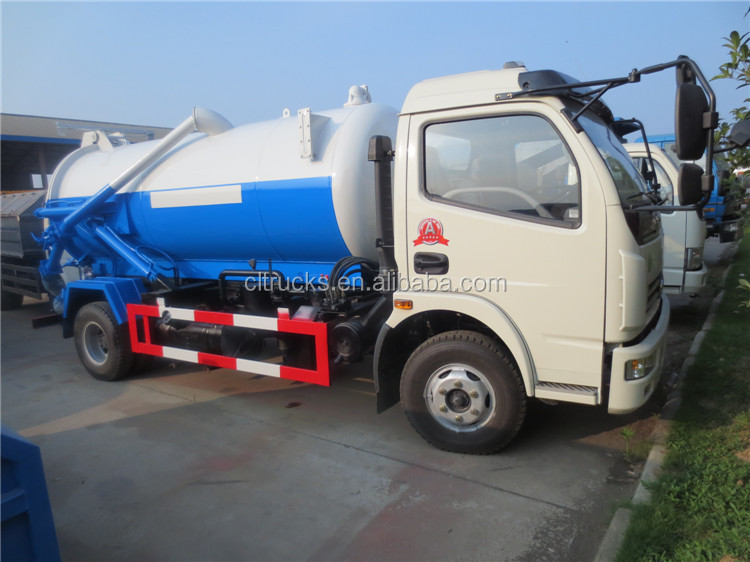 Excellent quality Crazy Selling dongfeng mini truck vacuum sweeper truck