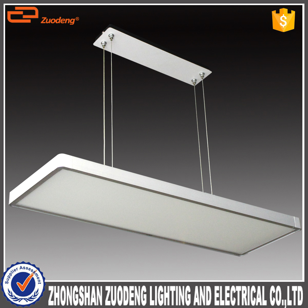 alibaba led lights mounted led flat 40w silver pendant light fixtures