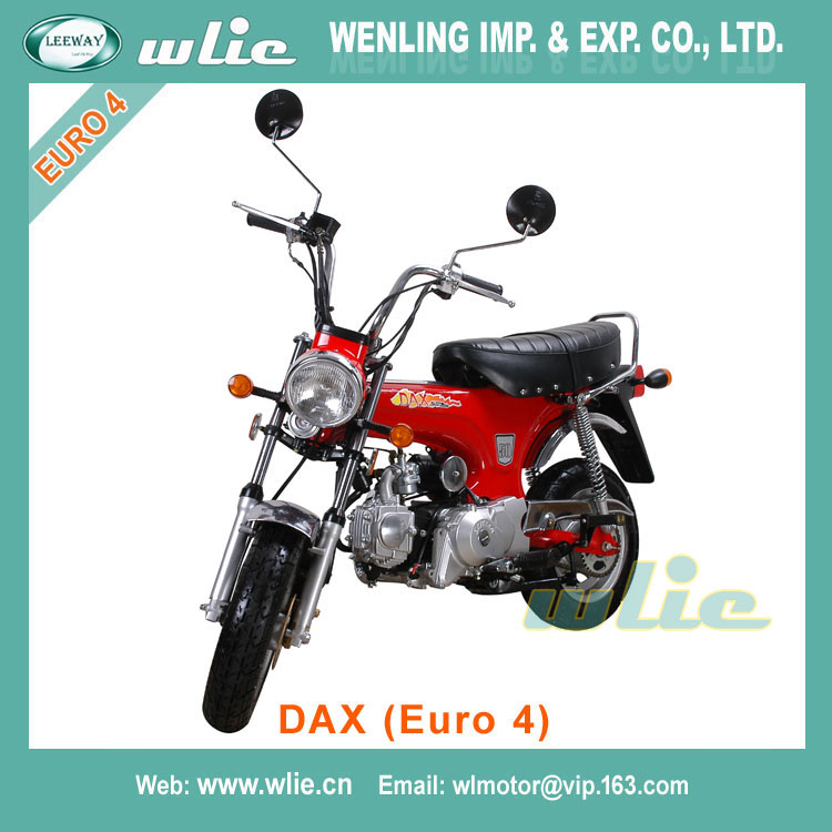 China Made skymax dax footrest assy sky team 200cc 4 stroke side stand Dax 50cc 125cc (Euro 4)