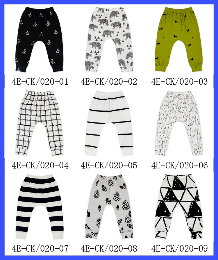 New Fashion Toddler Leggings Baby Cotton Pants Wholesale Custom Printed Legging Baby Leggings Manufacturer In Chian Yiwu
