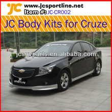 Top PU body kits front bumpers for Chevrolet Cruze-JC style