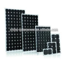 2015 New High Quality Low Price 12v 50w solar panel for home use