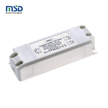 5 years warranty 30W CE/Rohs approved dimmable LED driver dali 30w led lamp dimming led driver of PC shell plastic