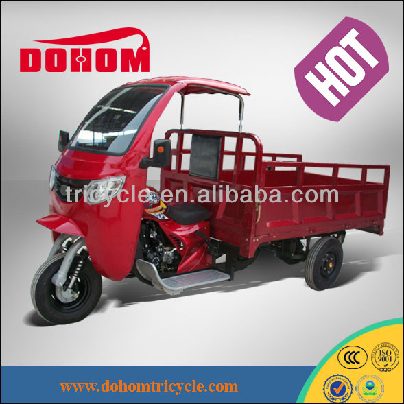 China three wheel motorcycle with cabin.semi-cabin uesd car for sale