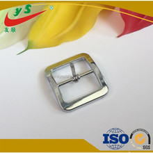 Wholesale square 20mm cheap custom belt buckle
