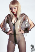 Drape Me Sexy-catsuit ! latex catfish clothing