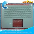 Original top case palmrest with US keyboard for Macbook Unibody A1342 2009 2010 White MC207 (no touchpad ) , working perfect!