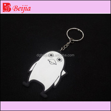 wholesale soft rubber keychain custom 3d pvc key tags cheap keychains in bulk