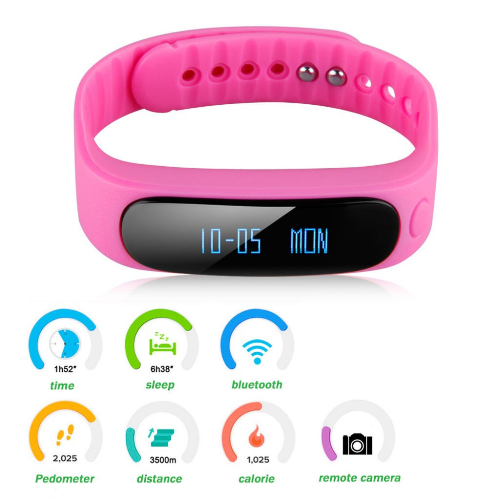 smart sports activity bracelet,smart fitness activity tracker,led smartband wristband