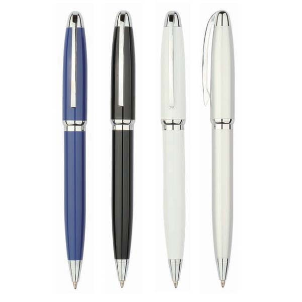 Custom Logo Best Selling Simple Design Metal Ballpoint Pen With High Quality For Promotion