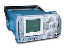 Used Tektronix 496 Spectrum Analyzer