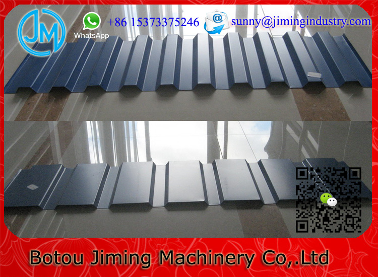 CE metal roll forming machine with protector