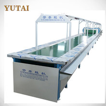 Online Shopping 220V Efficient PU Shoe Making Machine