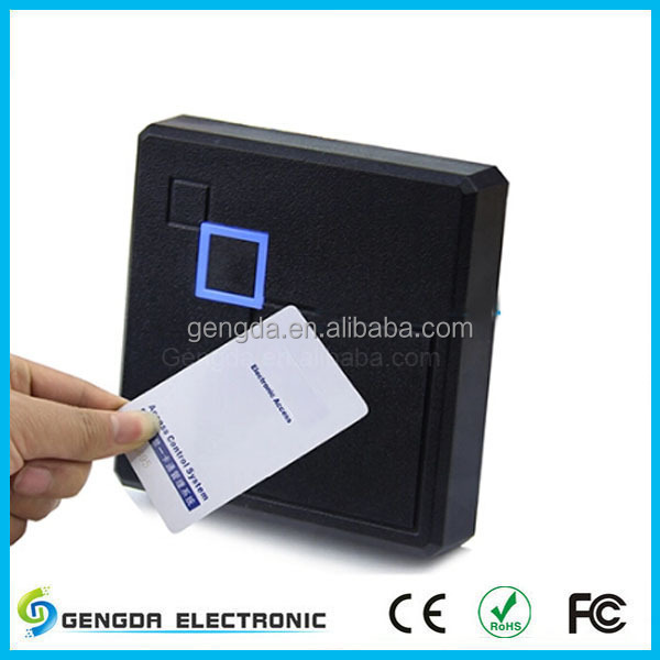 Intelligent Access Control Business Card Reader and password storage device