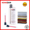 Low price Kongder solid surface glue for countertops,8 years no yellow
