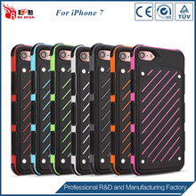 China manufacturer TPU and PC for iphone 7 case guangzhou,non-slip case for iphone7