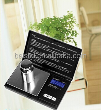 Mini Digital Pocket Scale with LCD backlight 0.01 x 200g china jewelry wholesale scale