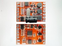 DMX512 stable and reliable decoder board