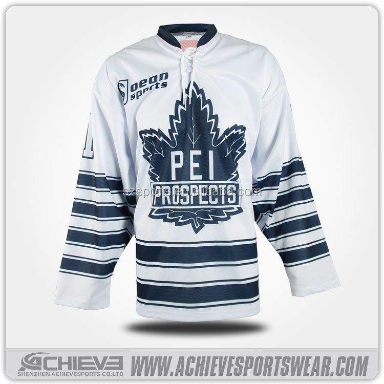 sublimation team canada custom nhl hockey jerseys