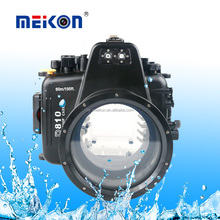 Meikon Waterproof camera bag underwater waterproof camera housing bag for dslr camera Nikon D810