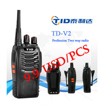 TD-V2 2014 new arrival walkie talkie low frequency transceiver