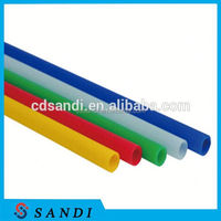 HDPE single tube optical fibre cable duct system for FTTH