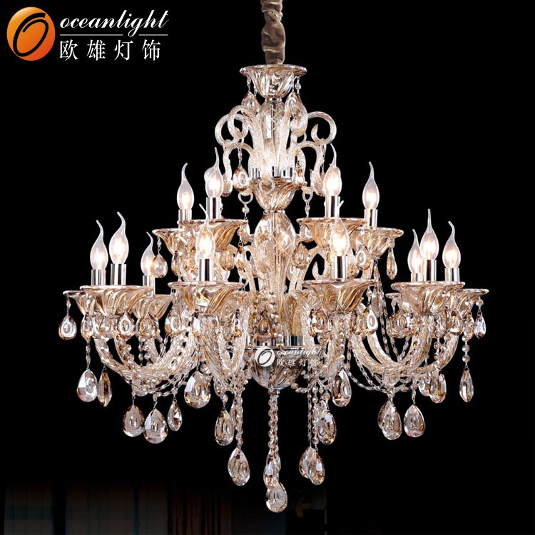 hanging glass balls chandelier,crystal chandelier glass arms OMG88650-10+5