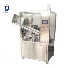 Automatic Cosmetics Paste/ Facial Cream/ Ointment /Toothpaste Tubes Filling Sealing Machine