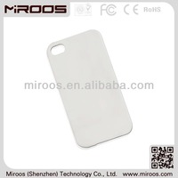 for iphone 4 blank sublimation case transparent,for iphone 4 clear sublimation case blank