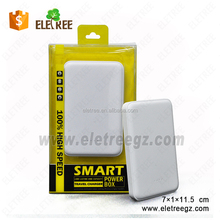 Portable Charger 22000mAh 5.8A Output 3-Port Battery Pack charger power bank with Li-polymer Battery