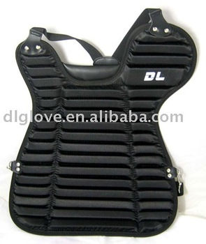 DL-5008 baseball chest protector