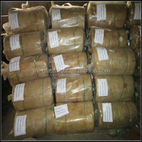 Rock wool blanket mineral wool roll insulation rock wool for 2 mineral wool insulation