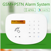 DIY GSM/PSTN Home intruder alarm system with APP/SMS controled by smartphone