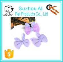 New Pet Hair Accessories Dogs Cats Colorful Bow Hair Clips Bows for Dogs