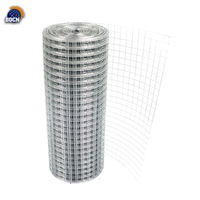 best price 3/8 inch galvanized welded wire mesh with high quality