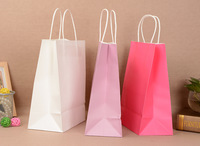 high quality promotional gift bag paper
