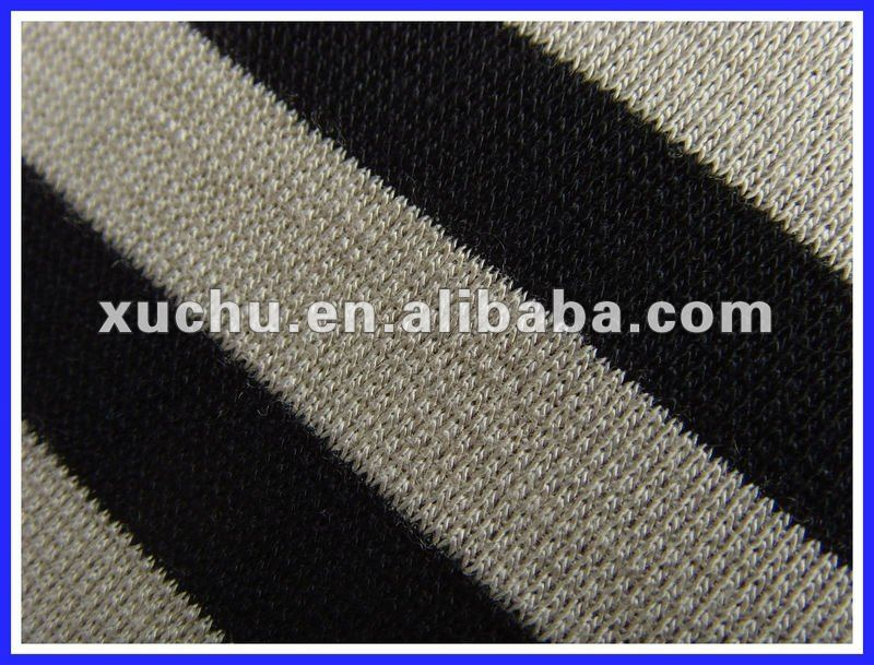 t/r fabric yarn dyed shirting fabric
