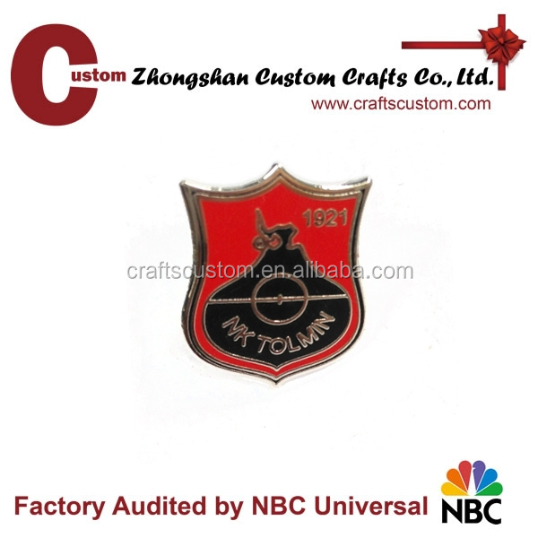 China badge lapel pin/car badges emblems